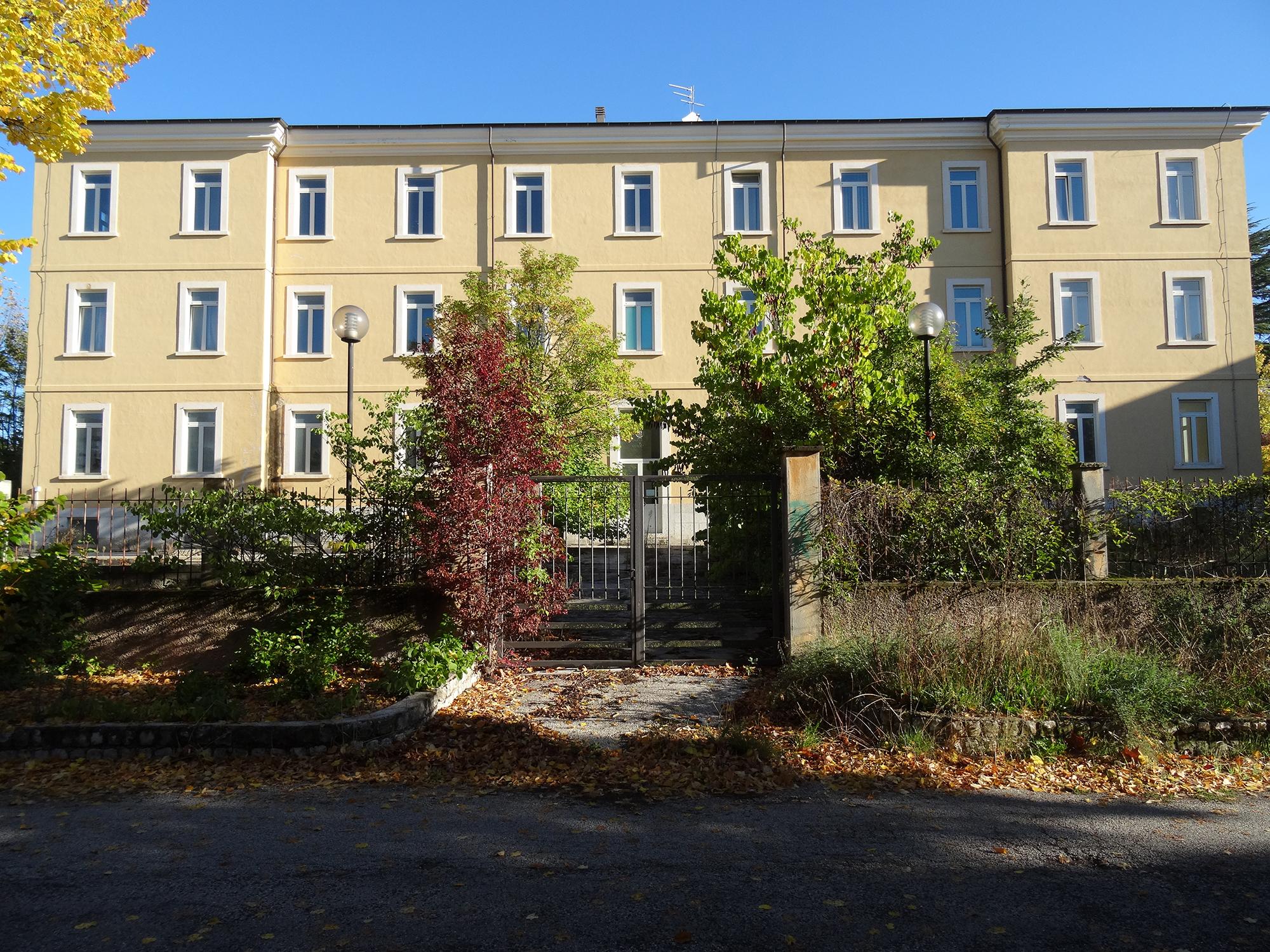 1° Classificato – Edificio B9 Collemaggio, L'Aquila