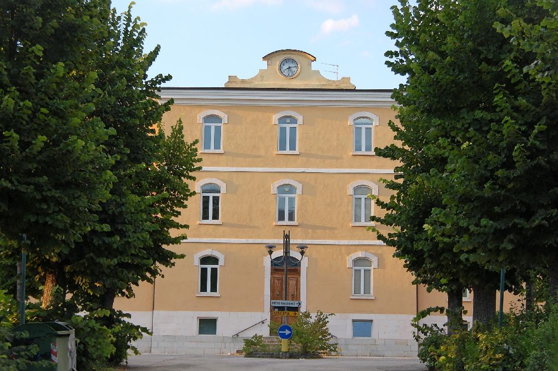 1° Classificato – Edificio B7 Collemaggio, L'Aquila