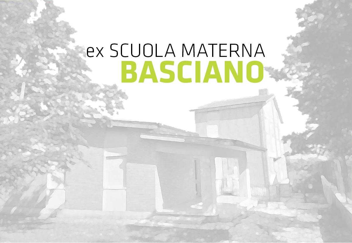 1° Classificato – EDIFICIO EX SCUOLA MATERNA DI BASCIANO (TE)